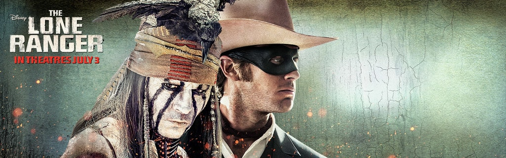 Lone Ranger - Video Collection Header