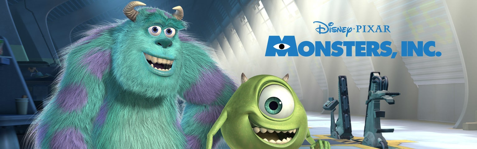 Monsters Inc Disney Movies