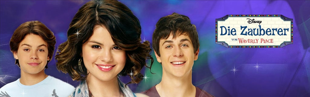 Zauberer von Waverly Place Homepage Hero