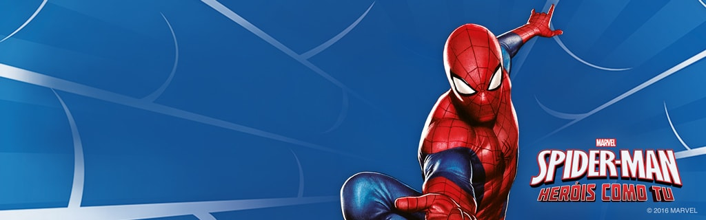 Spiderman - Hero Up v2