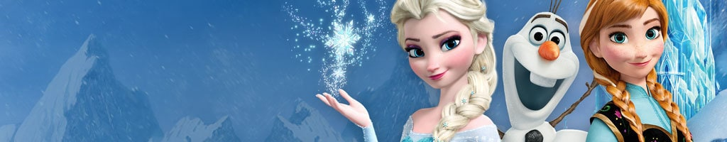 Frozen - Site Link (Hero Short)