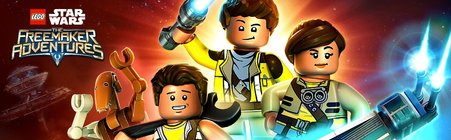 lego star wars freemaker disney xd