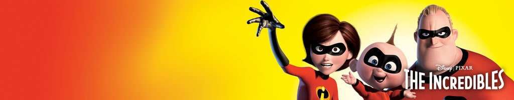 The Incredibles - Site Link (Hero Small)