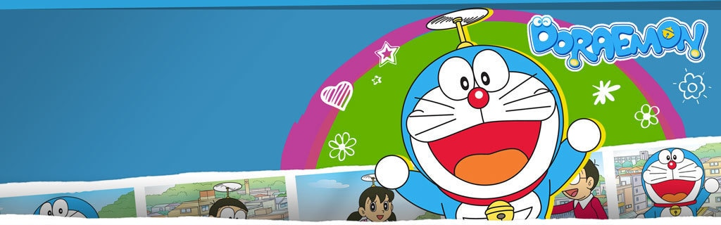 Large Hero - Show - Doraemon