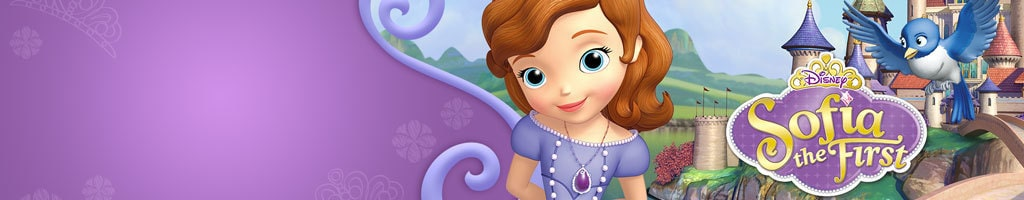 Sofia The First - Site Link (Hero Universal)