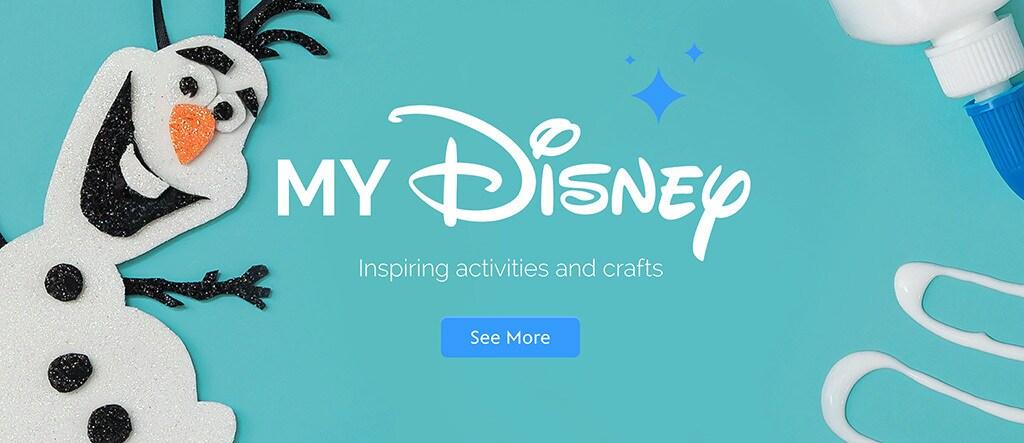 My Disney AU - Nov 2015 - Inspire