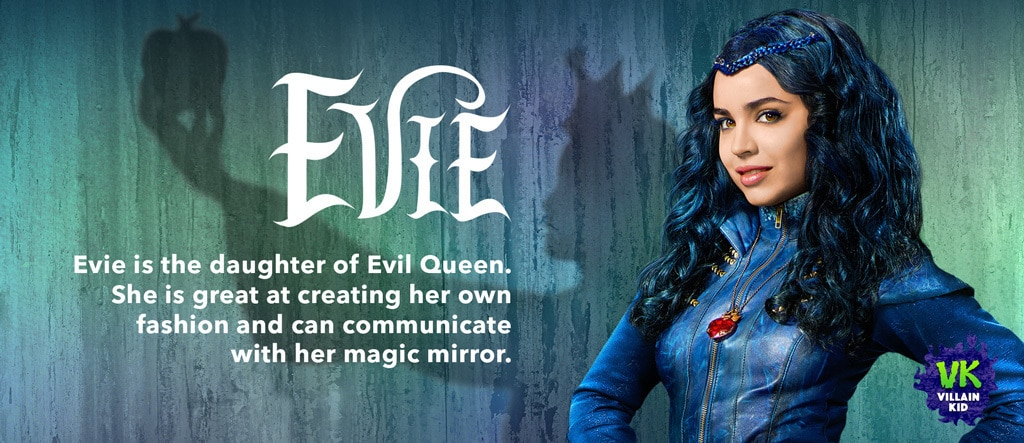 Descendants 2 - Character Slider - Evie - SEA
