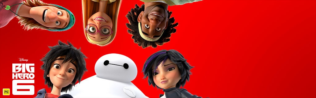Big Hero 6 - Home Entertainment - Hero AU
