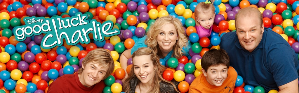 Good Luck Charlie Homepage Hero