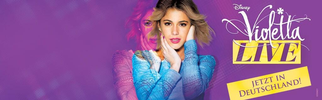 Violetta LIVE Page