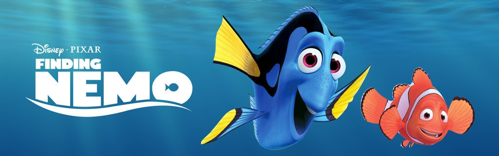 Finding Nemo Property Homepage Hero