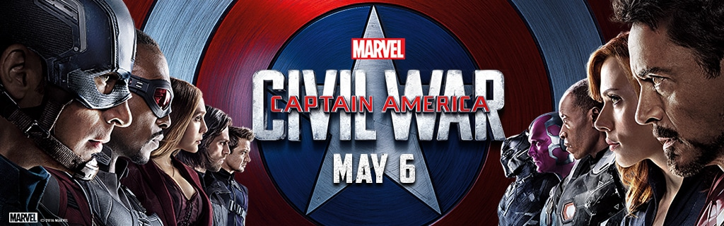 Captain America: Civil War Posters DI