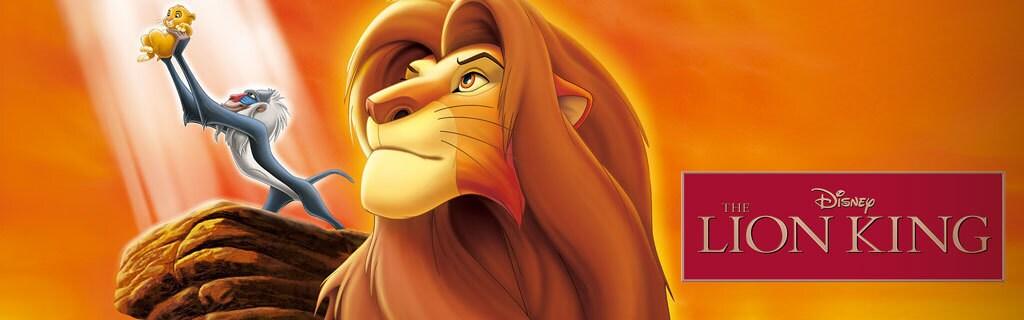 The Lion King - Site Hero (Hero Universal)