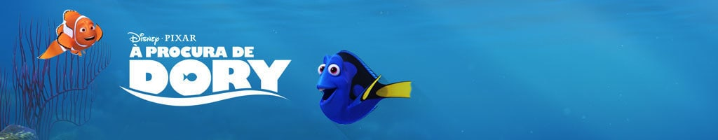 Finding Dory (Hero - Videos)