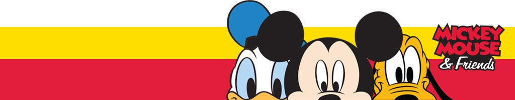 Game Player Page Hero Short - Mickey and Friends (hero)
