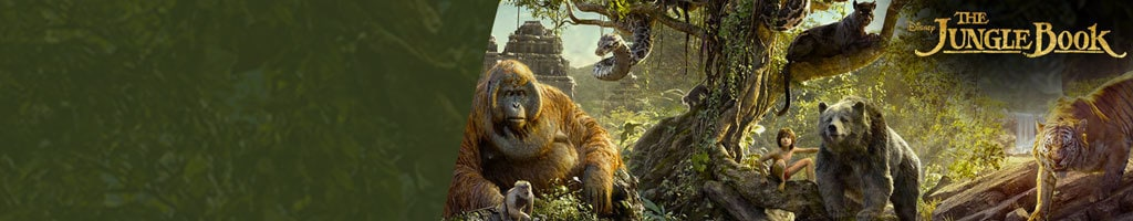 The Jungle Book - Watch Videos Short Hero