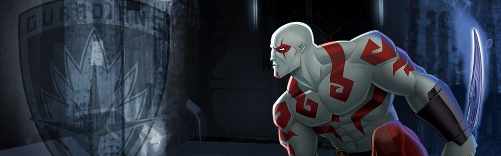 GOTG Drax Section Hero