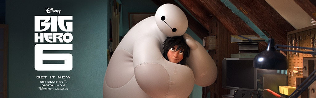 Big Hero 6 - Property Site - Products