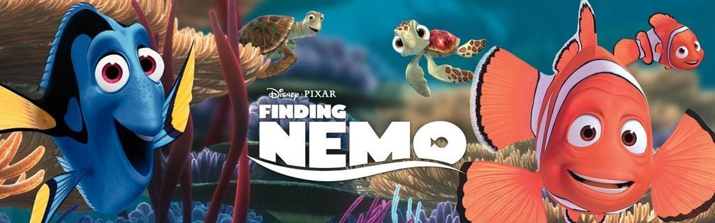 Movie Site - Finding Nemo