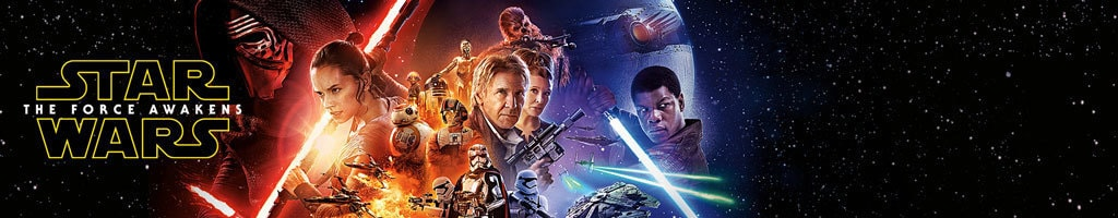 UK - Star Wars: Episode VII The Force Awakens (Hero Universal)