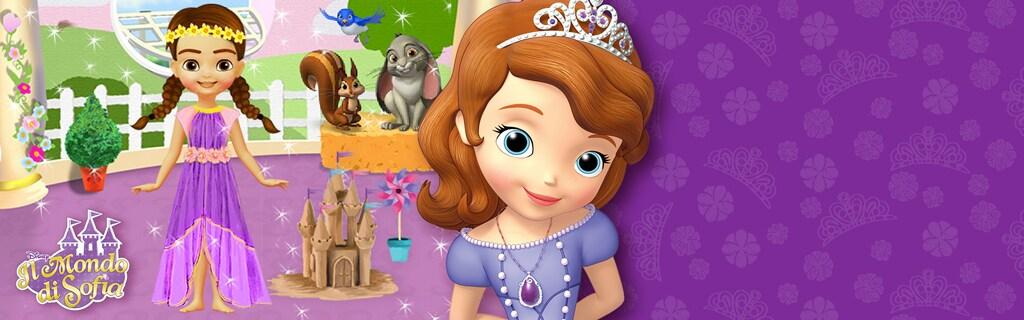 Sofia la principessa estate + Festa all'aperto