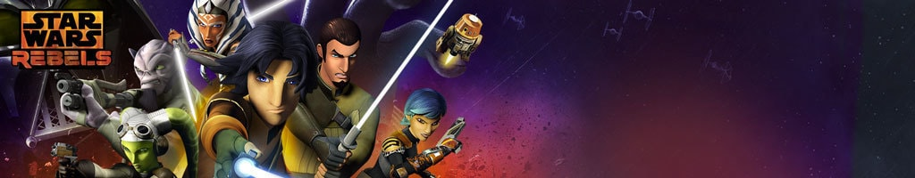 Star Wars Rebels 2. Staffel HS