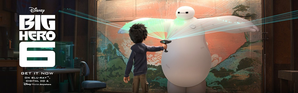 Big Hero 6 - Property Site - Games & Activities Hero