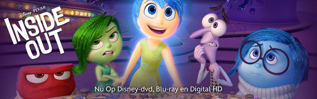 Movie Site - Movie Hero - Inside Out