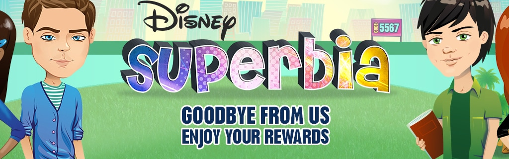 UK - Disney Channel Superbia - Site Hero