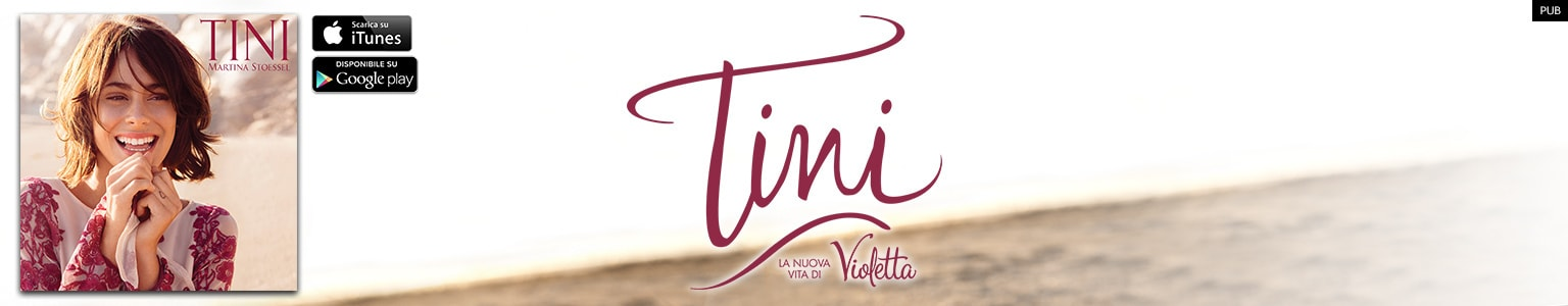 Tini - Music Banner IT