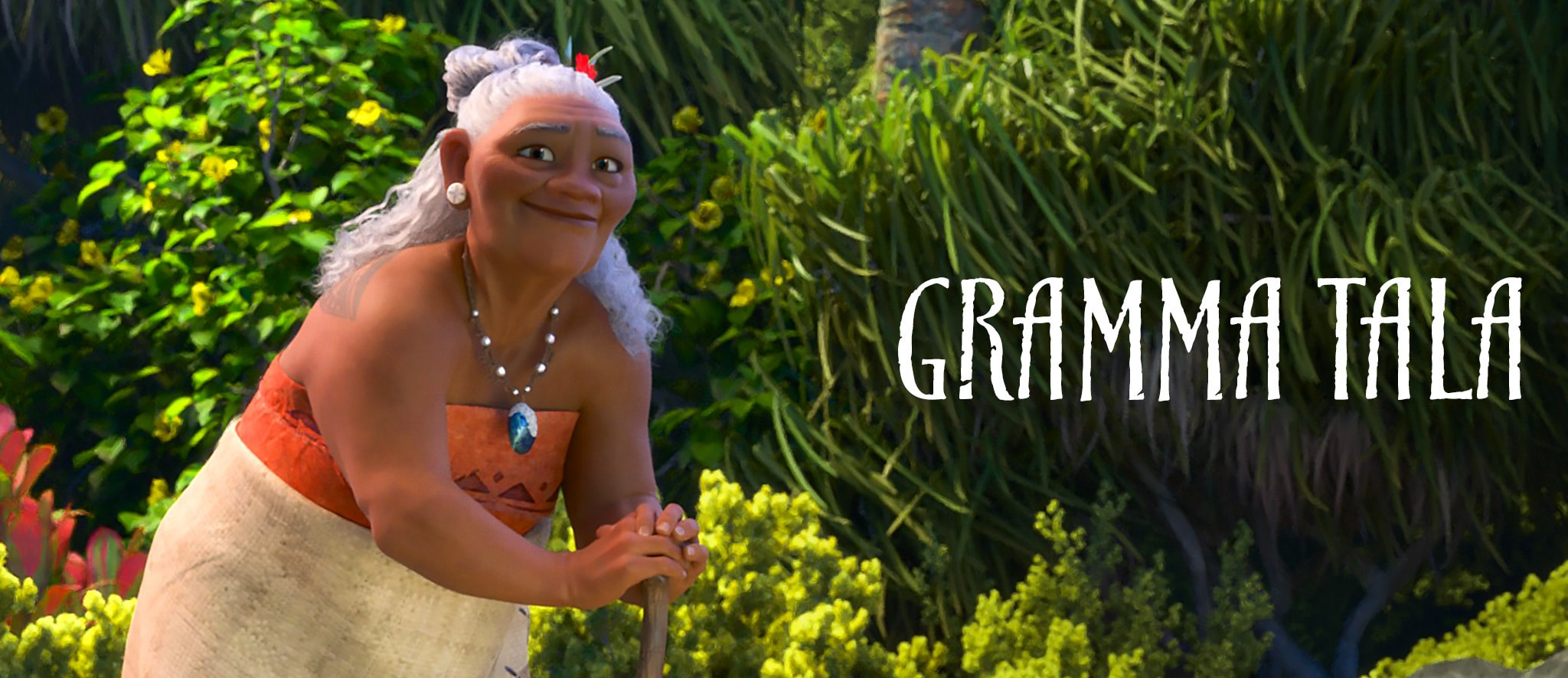 Moana - Character Hero - Gamma Tala - TH