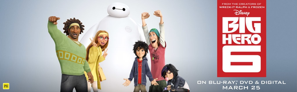 Big Hero 6 - Character Page Hero