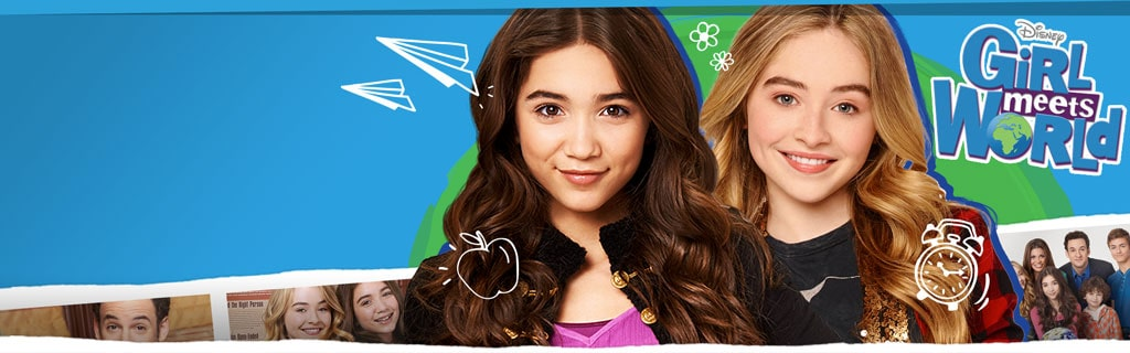 Girl Meets World Shows On Disney Channel