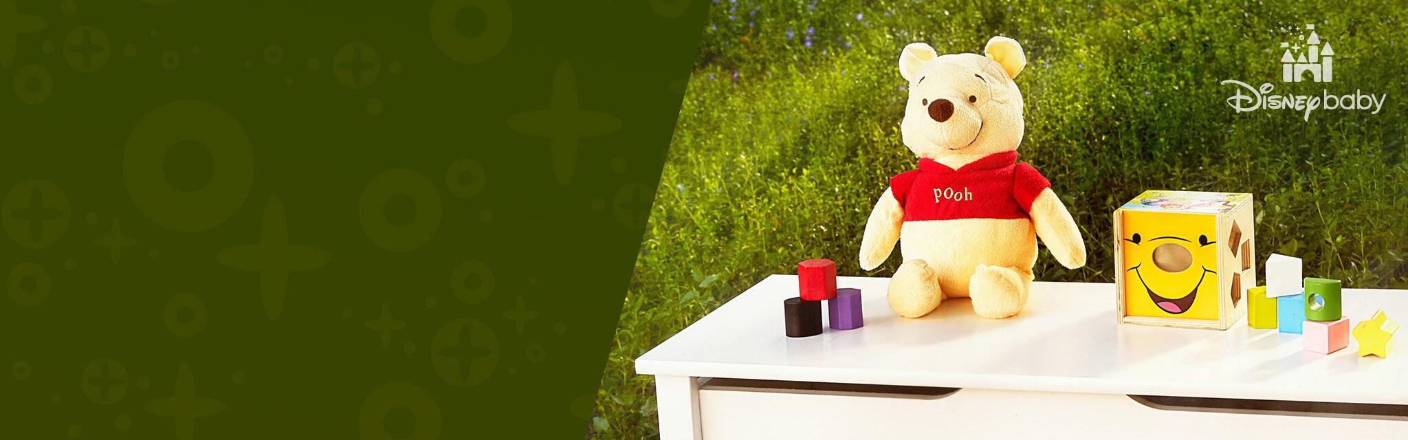 Winnie the Pooh - Disney Baby Spring - Hero