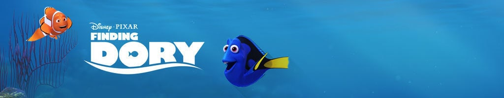 Finding Dory - Site Link (Hero Small)
