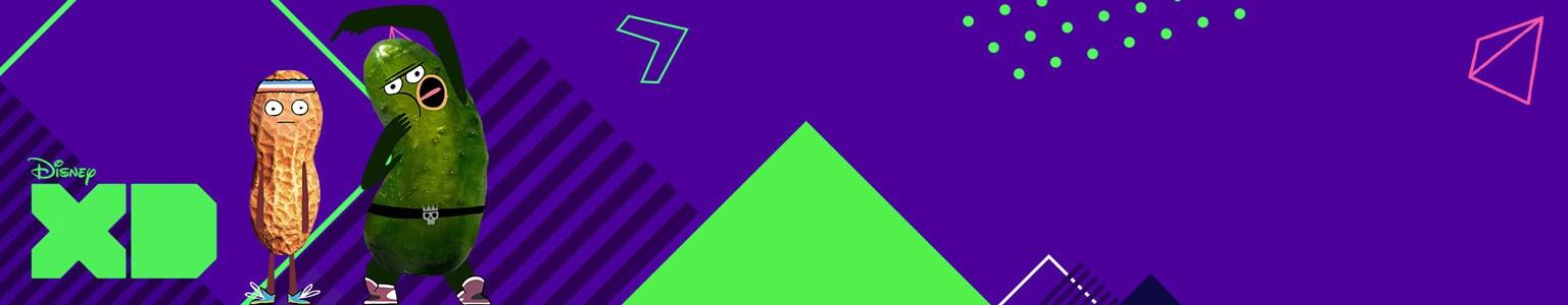 NL DXD - Crosslink Hero banner - Augurk en Pinda Showpage