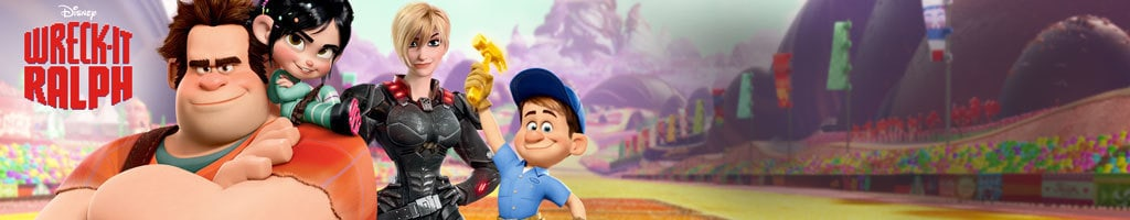 Wreck-it Ralph - Visit the Site (Short Hero)