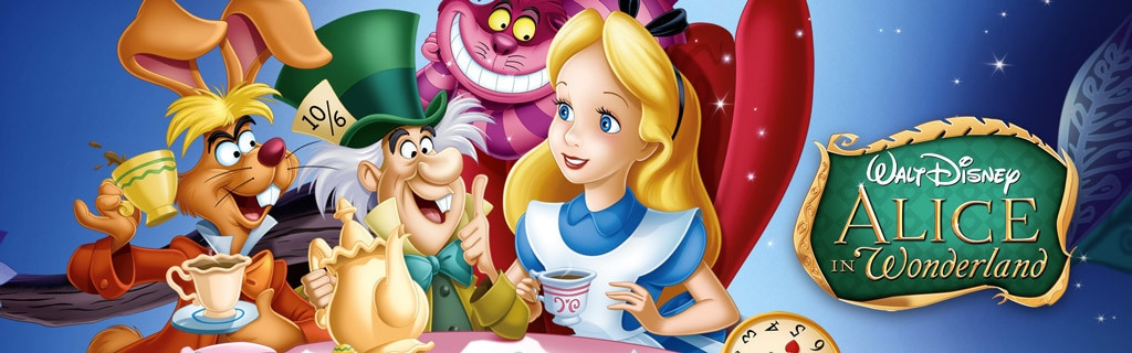 UK - Alice In Wonderland (1951)