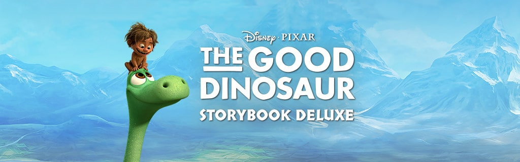 The Good Dinosaur - Storybook Deluxe - TH