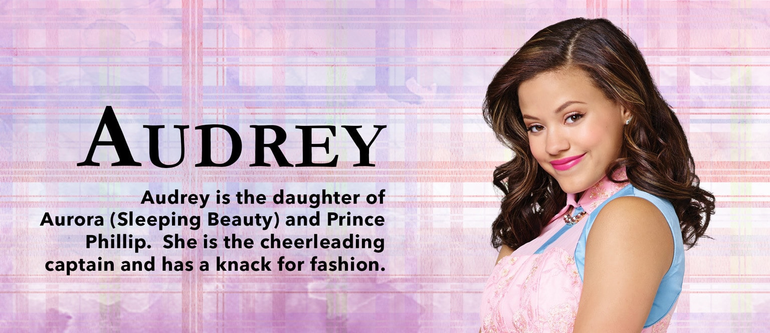 Descendants Character Slider Audrey - ID