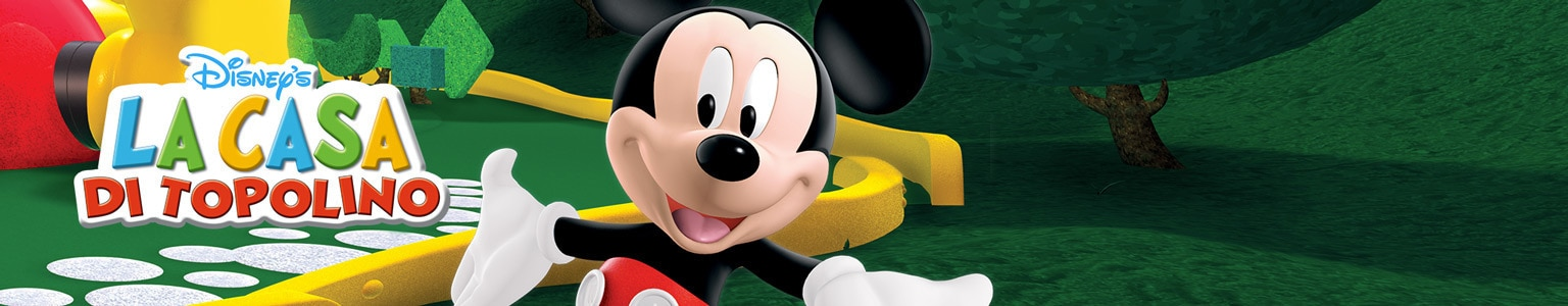 IT - Mickey and friends - Mickey Mouse Clubhouse Promo