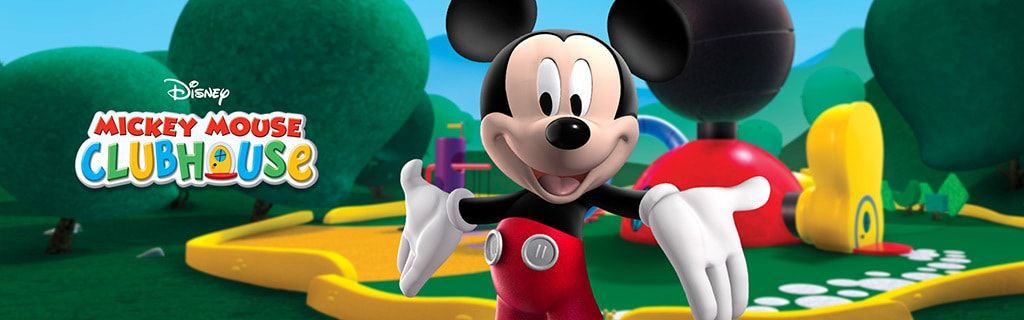 Mickey Mouse Clubhouse Product Page