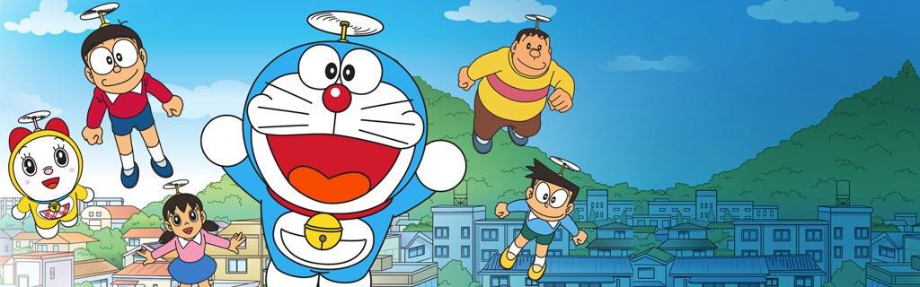 Doraemon Disney Channel India