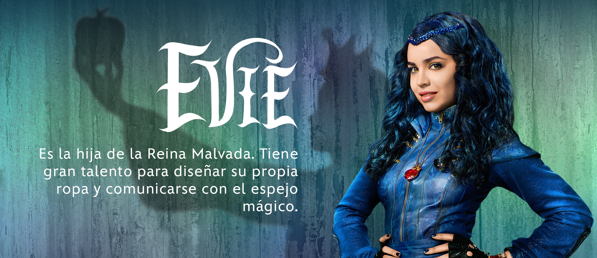Descendientes-Evie