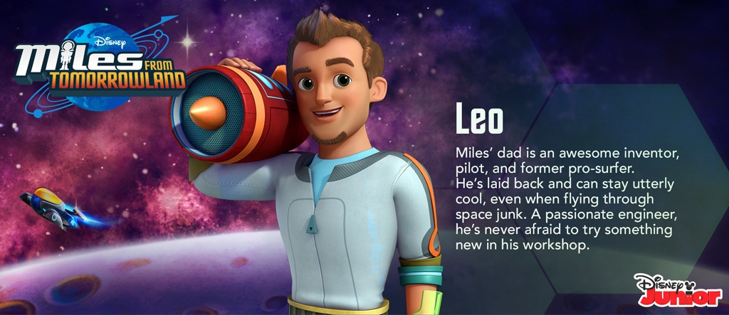 Miles From Tomorrowland - Leo Hero