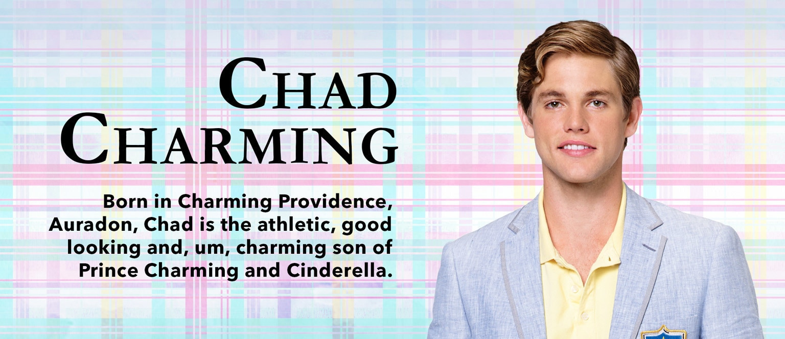 Descendants Character Slider Chad - ID