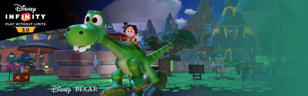 Disney Infinity Arlo Personaggio Arlo (hero)