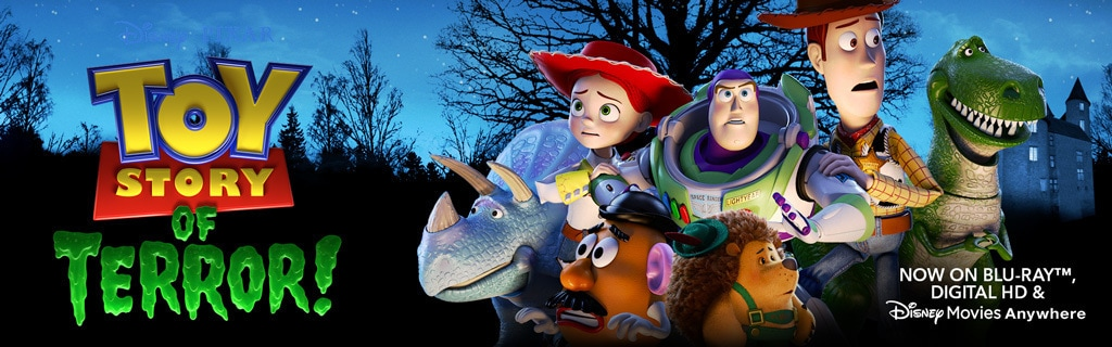 Toy Story of Terror - movie page hero (Now Available)