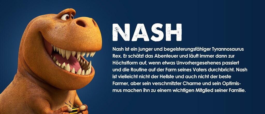 Arlo & Spot Character Nash