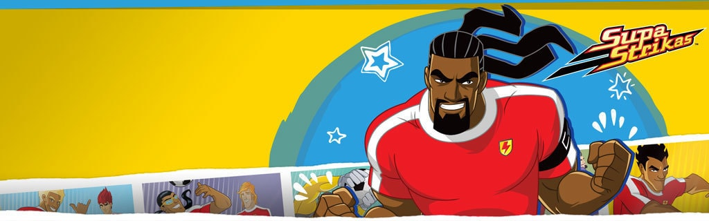Large Hero - Show - Supa Strikas